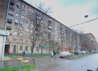 Комсомольский проспект, 36, фото здания