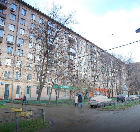 Комсомольский проспект, 36