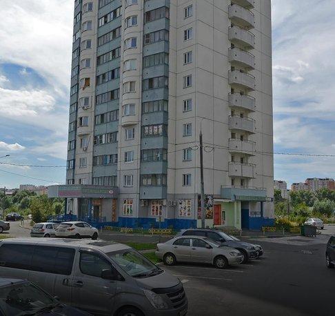 Лухмановская улица, 18