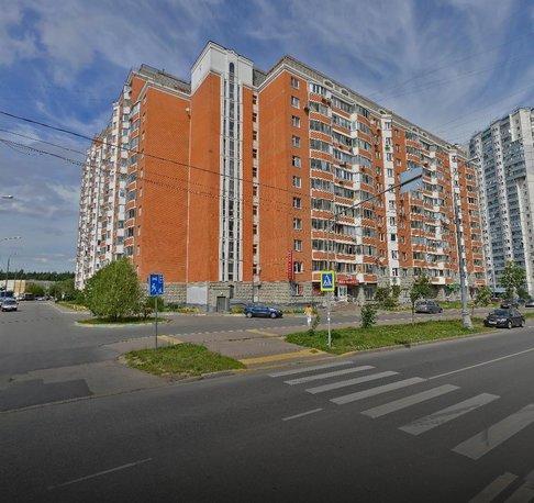 Лухмановская улица, 33