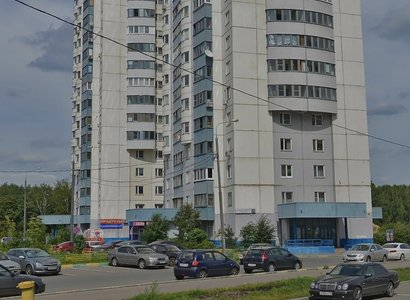 Лухмановская улица, 35, фото здания