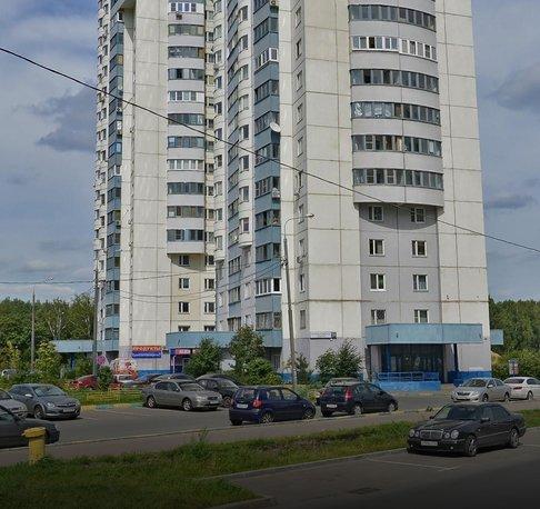Лухмановская улица, 35