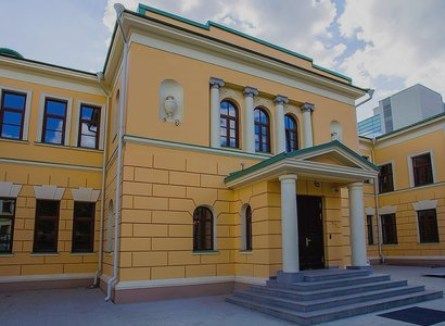 Галерея Жиро, фото здания