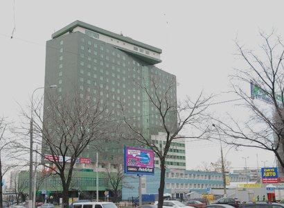 Гостиница Милан, фото здания