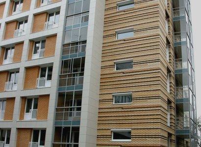 Мосфильмовская  42, фото здания