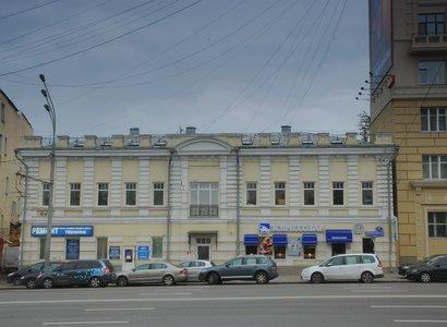 Земляной Вал, 4с1, фото здания