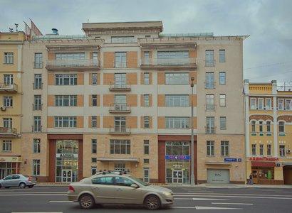 Земляной Вал, 8, фото здания