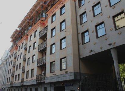Дом золотых амуров, фото здания