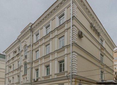 Петровский пер. 5с8, фото здания