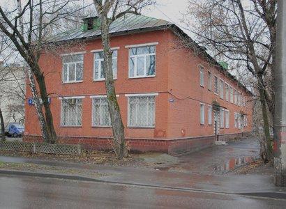 1-я ул Энтузиастов  4, фото здания