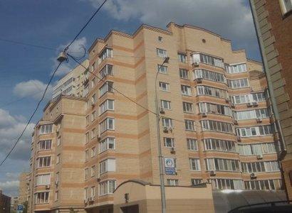 Большой Саввинский пер. 3, фото здания