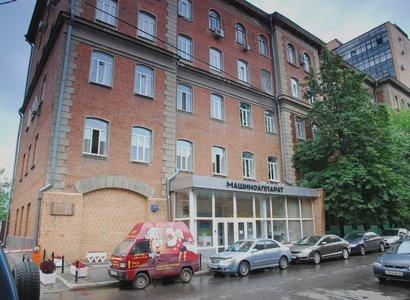 Большой Саввинский пер. 9с1, фото здания