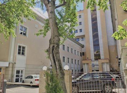 Спектр Хамовники усачева 33с2, фото здания