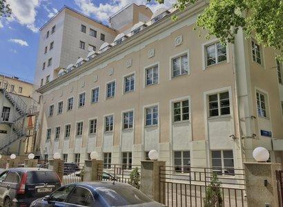 Спектр Хамовники Усачева 33с4, фото здания
