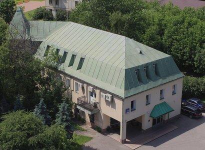 Спектр Хамовники Усачева 35А, фото здания