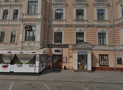 1-я Тверская-Ямская  2с1, фото здания