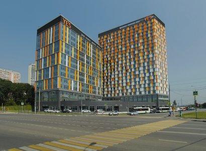 Yes Митинская 16, фото здания