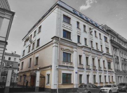 Яковопостольский пер, 7c1, фото здания