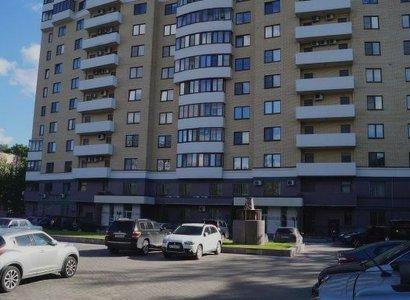 Партизанская 35 к3 , фото здания