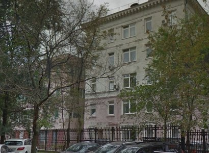 Народного Ополчения 38к3, фото здания