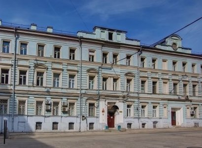 Георгиевский пер. 1с1, фото здания