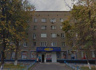 Нагорная, 34к1, фото здания