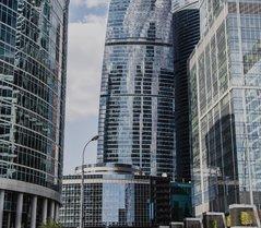 Фото Башня Федерация Запад