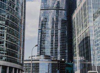 Башня Федерация Запад, фото здания
