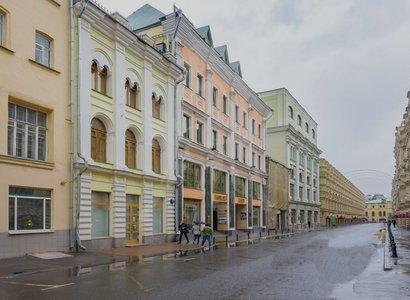 Ветошный пер 7, фото здания