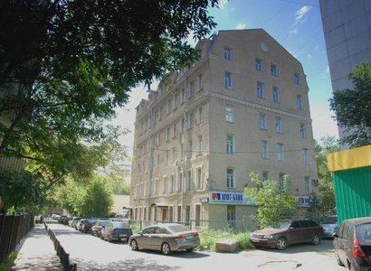 Спасский тупик 2с1, фото здания