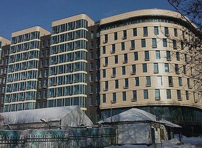 Новая Пресня, фото здания