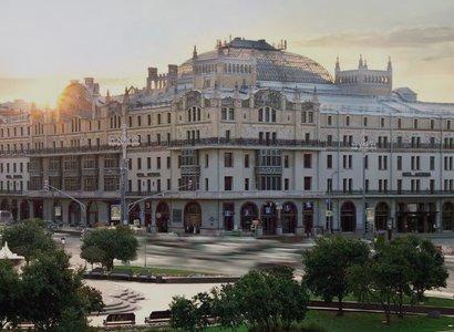 Театральный пр-д 2, фото здания