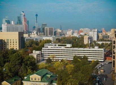 Новинский бул., 25с10, фото здания