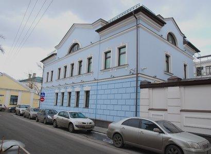 Подсосенский пер, 3, фото здания