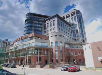 Бородино Плаза, фото здания