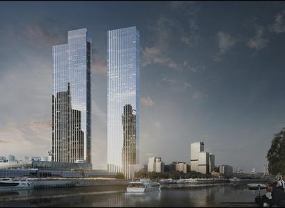 Capital Towers, фото здания