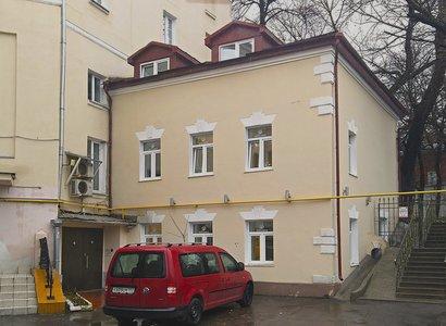 Хохловский пер 3с1, фото здания