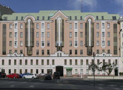 Никитский бульвар 10 , фото здания