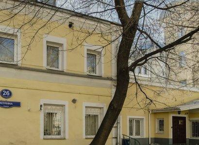 Петровка 26с6, фото здания