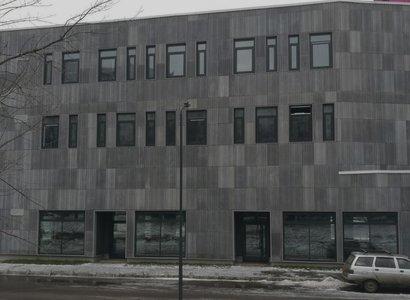 Маршала Захарова д.3, фото здания