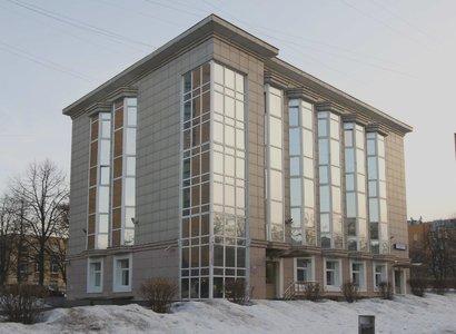 Чонгарский бул. 5К2, фото здания