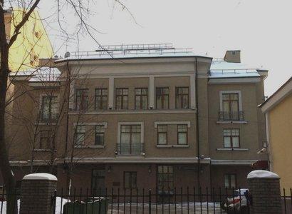 Сивцев Вражек 45С2, фото здания