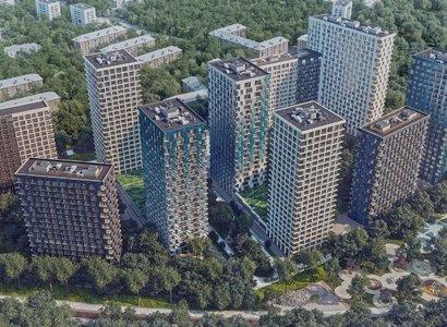 Кутузовский Life, фото здания