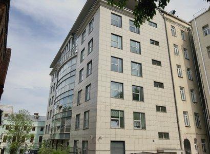 На Малой Дмитровке, фото здания