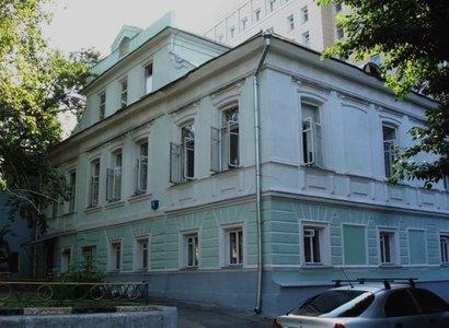 Спартаковская 6с2, фото здания