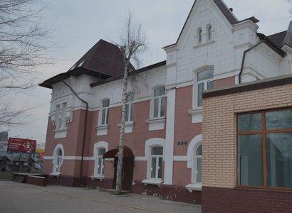 Угрешский проезд, дом 6 к1,3, фото здания