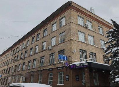 Барклая д.6, фото здания
