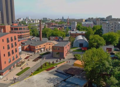 Хлебозавод 9, фото здания