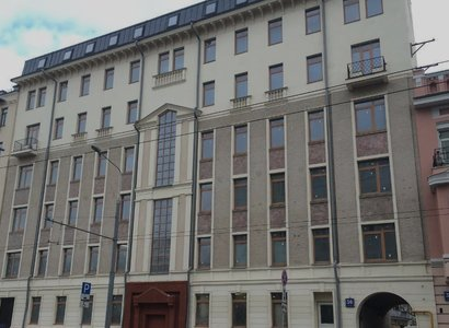 Долгоруковская  д.36с1, фото здания