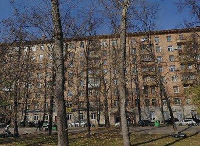 Беговая аллея д.3, фото здания